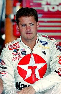 Kenny Irwin Jr. American stock car racing driver