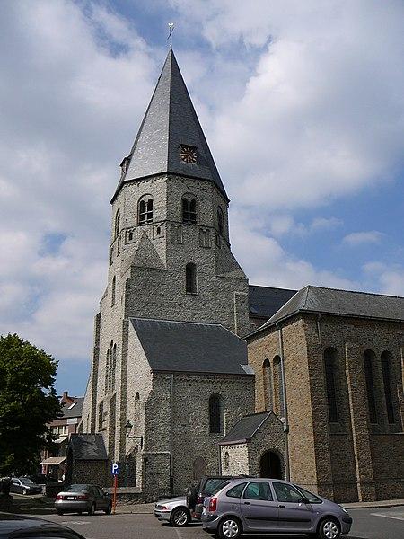 Kerk centrum Torhout