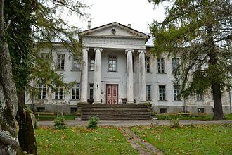 Kernu - Kernu Manor