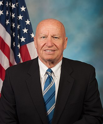 United States House Committee on Ways and Means - Chairman Kevin Brady of Texas