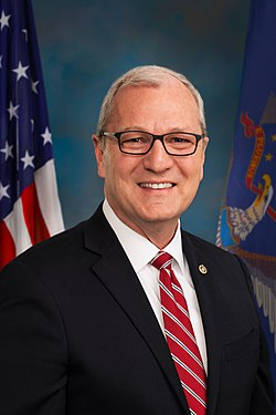 Kevin Cramer, official portrait, 116th congress.jpg
