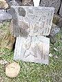 Khumarajam khachkar Եկեղեցի (Խոնարհված եկեղեցի, Խումարաժամ) 04.jpg