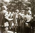Kids, shorts, knife, dixie, scouting Fortepan 92372.jpg