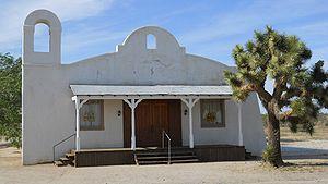 Hi Vista, California - Image: Kill.Bill.Church.Loc ation.Lancaster
