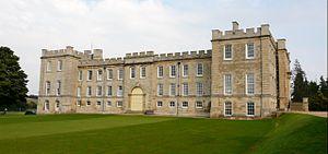 Kimbolton, Cambridgeshire - Kimbolton Castle
