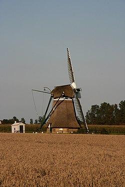 Kimswerd - molen De Eendracht.jpg
