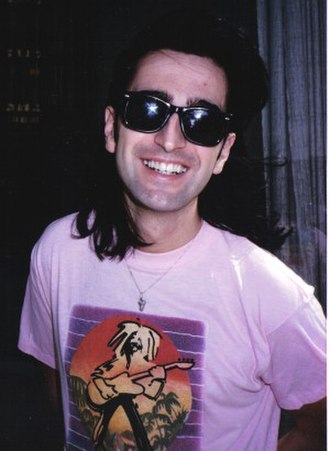 Paul King (VJ) - Paul King in San Francisco – 1986