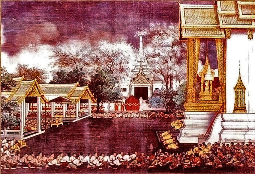 KingTaksin's coronation