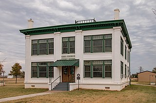 Guthrie, Texas Census-designated place in Texas, United States