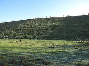 Stanwell Moor - Image: King George VI Reservoir geograph.org.uk 1659576