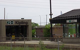 Kipling GO Station