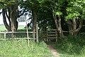 Kissing Gate - geograph.org.uk - 462932.jpg