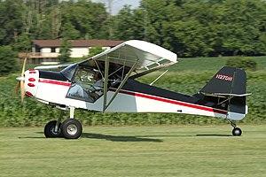 Denney Kitfox - Denney Kitfox Model 3, built in 1993