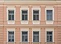 Klagenfurt Auergasse 9 Buergerhaus Ost-Fassade 19082016 3810.jpg