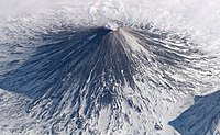 Klyuchevskaya Volcano Russia 11Mar2018 SkySat.jpg