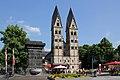 Koblenz im Buga-Jahr 2011 - Basilika St Kastor 01.jpg