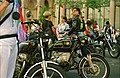 Kodak5095 Kodacolor100-2Gold 0020 - San Francisco Pride Weekend 1991 - Parade Day - Women's Motorcycle Contingent getting ready to ride (9640497288).jpg