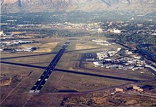 Ogden-Hinckley Airport airport in Utah, United States of America