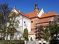 Kolegiata Nawiedzenia NMP i św. Michała Archanioła - 08 20120930206.jpg