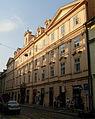 Kolej piaristická s kostelem sv. Kříže (Nové Město), Praha 1, Panská 16, Nové Město.jpg