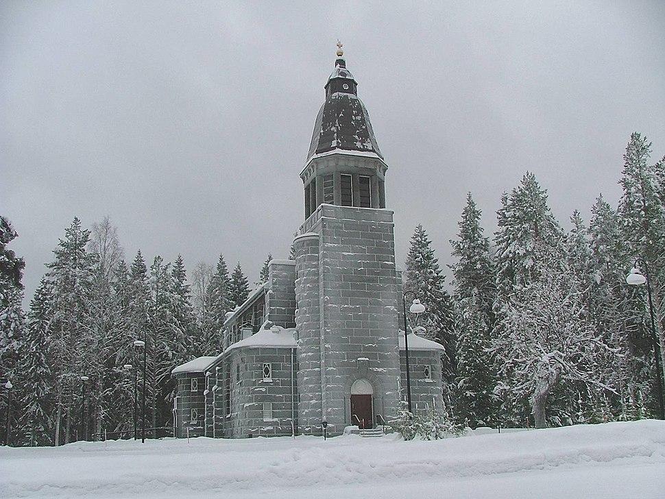 Konneveden kirkko