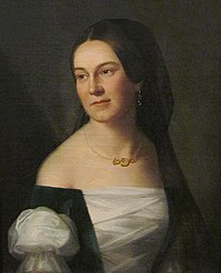 Konstantin Danil, portrait of Mrs. Vailgling, after 1840, National museum of Serbia.jpg