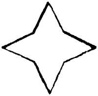 Kors, Stjärnkors, Nordisk familjebok.png