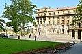 Kossuth Memorial in Budapest, Inner City, 1056 Hungary - panoramio (60).jpg