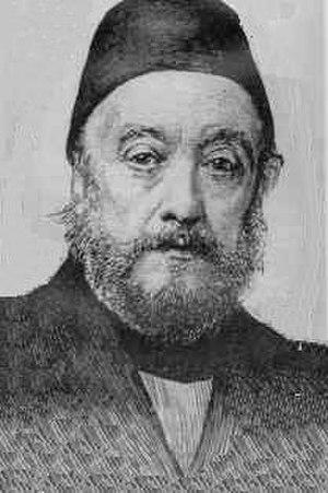 Konstantinos Mousouros - Musurus Pasha