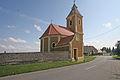 Kostel Nalezení svatého Kříže Chvalatice 01.JPG