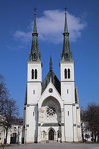 Kostel Neposkvrněného početí Panny Marie (Ostrava-Přívoz)