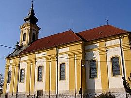 c54375e29 Kostol svätých Petra a Pavla (Záhorská Bystrica) – Wikipédia