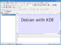 Kpresenter Debian Lenny.png