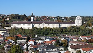 Kremsmünster Abbey - Kremsmünster Abbey