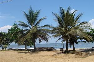 Kribi - Kribi beach