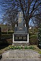 Kriegerdenkmal War Memorial Langeck im Burgenland.JPG