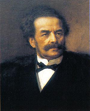 Leopold Stanisław Kronenberg - Portrait of Leopold Stanisław Kronenberg, by Leopold Horovitz (1837–1917)