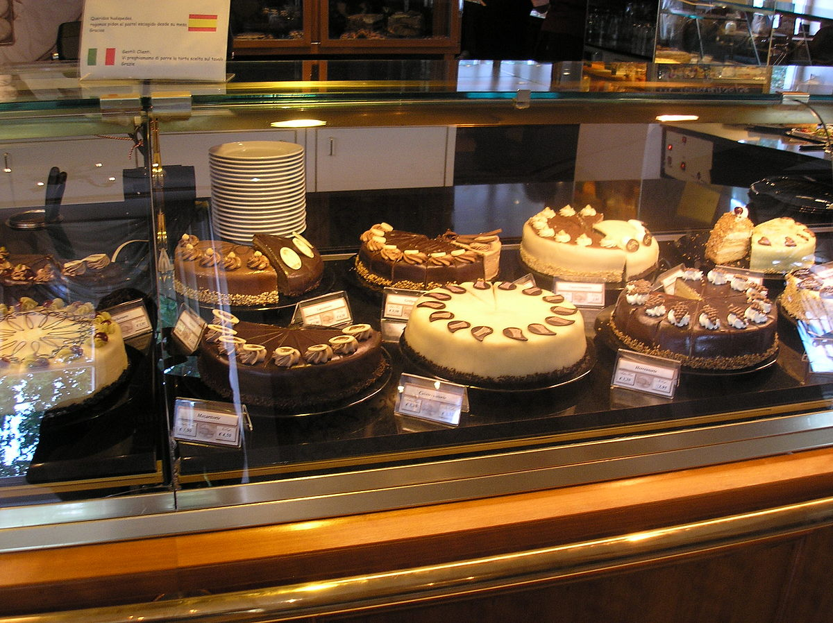 Birthday Cake Bakeries In Edinburgh