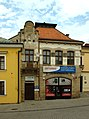 Krosno, Juliusza Słowackiego, budova.jpg