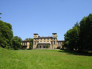Krzeszowice - Potocki Palace in Krzeszowice