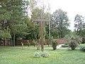 Krzyż Dom Modlitwy pw. bł. Bernardyny Jabłońskiej w Pizunach k. Narola podkarpackie.jpg