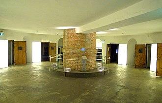 Kufstein Fortress - Image: Kufstein Fortress Cells 2016