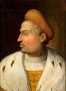 Sigismund I the Old King of Poland