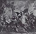 Kunsthistorische Museum, Mozestapijten, Strijd tegen de Amalekieten, ca 1732.jpg