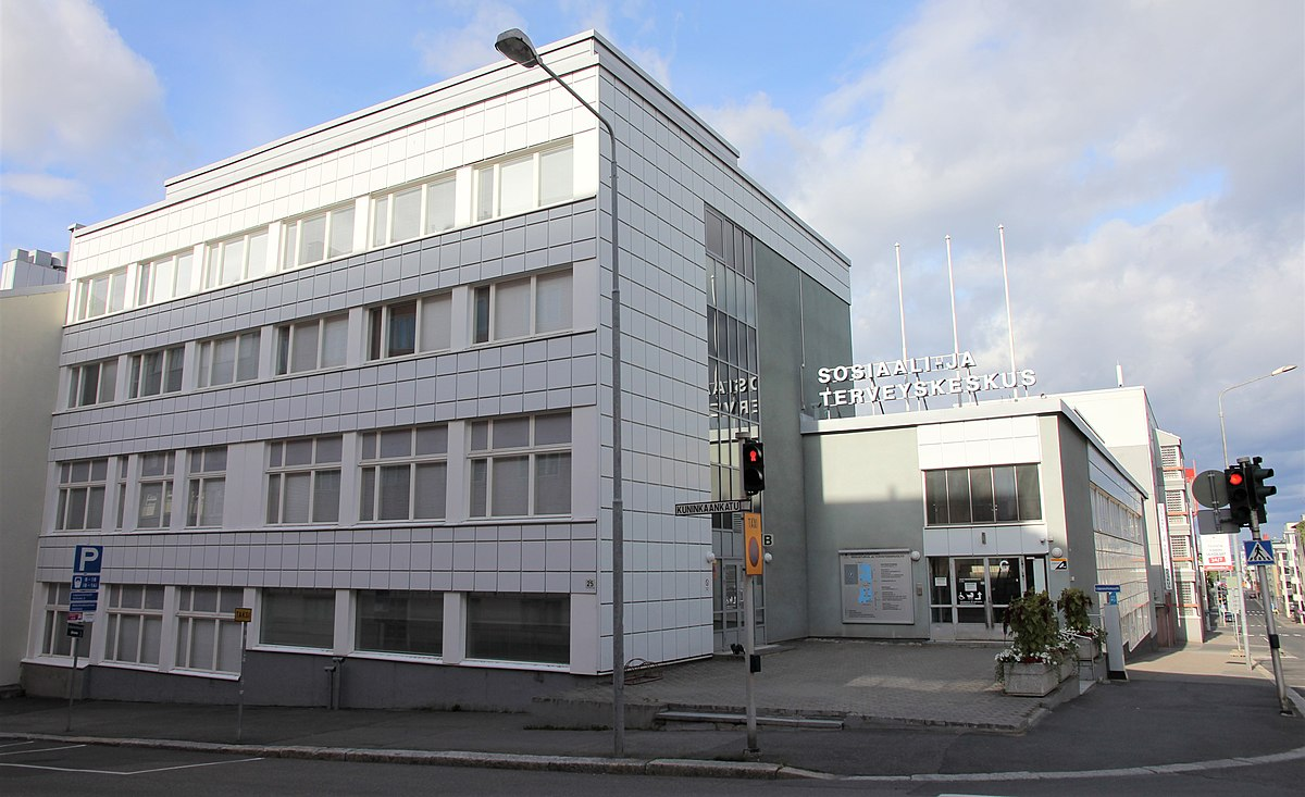 Kuopion Paaterveysasema Wikipedia