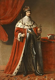 Frederick V of the Palatinate Elector Palatine (1610–23), and King of Bohemia (1619–20), the Winter King
