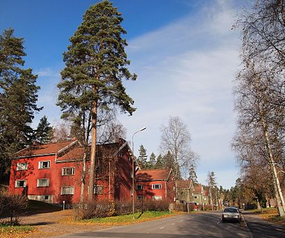 How to get to Kypärämäki with public transit - About the place