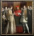 L'empoli, nozze di maria de' medici con enrico IV di francia, 1600.jpg