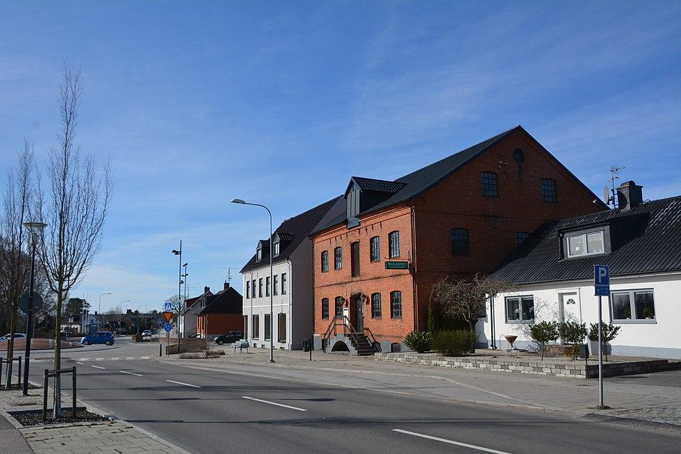 Nyinflyttade p Griffelvgen, Lddekpinge | unam.net