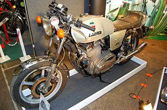 Laverda Jota - Image: LAVERDA JOTA 1000cc. ITALY 1976 1982